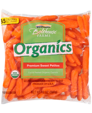 Bolthouse Farms® Organics Sweet Petites Carrots 12 oz. Bag