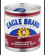Eagle Brand Borden Sweetened Condensed Milk