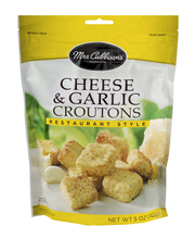 Mrs. Cubbison's® Cheese & Garlic Croutons Restaurant Style 5 oz