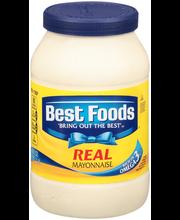 Best Foods® Real Mayonnaise 48 fl. oz. Jar