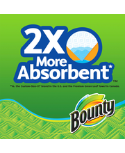 Bounty Select-A-Size Paper Towels, White, 12 Big Rolls =16 Re...