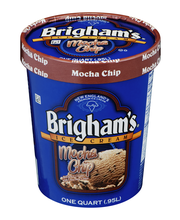 Brigham's Ice Cream Mocha Chip
