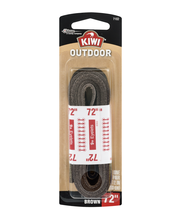 Kiwi 72'' Outdoor Laces Leather Brown - 1 CT