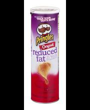 Pringles® Reduced Fat Original Potato Crisps 5.32 oz. Canister