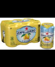 SANPELLEGRINO Sparkling Fruit Beverages, Limonata/Lemon 11.15...