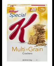 Kellogg's® Special K® Multi Grain Crackers 8 oz. Box