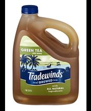 TRADEWINDS SLOW BREWED ICED TEA, Green Tea with Honey 1-gallo...