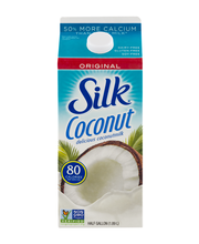 Silk® Original Coconutmilk 0.5 gal Carton