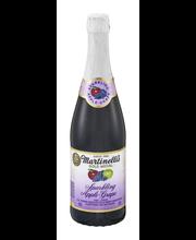 Martinelli's Gold Medal®  Sparkling Apple-Grape 100% Juice 25...