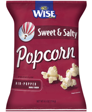 Wise® Sweet & Salty Popcorn Premium 6.5 oz Bag