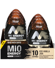 MiO Energy Iced Vanilla Java Iced Coffee Concentrate 1.62 fl....