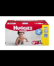 Huggies® Snug & Dry* Size 3 Diapers 100 ct Box