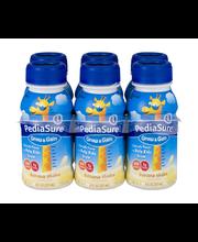 PediaSure® Grow & Gain Banana Shake 6-8 fl. oz. Bottles