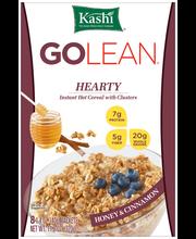 Kashi® GOLEAN® Honey & Cinnamon Instant Hot Cereal 8-1.4 oz. ...