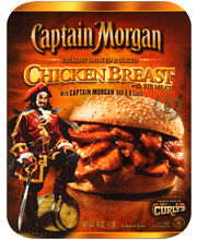 Captain Morgan® Hickory Smoked & Sliced Chicken Breast with R...
