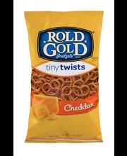Rold Gold® Tiny Twists Cheddar Pretzels 10 oz. Bag