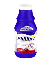 Phillips'® Wild Cherry Milk of Magnesia Liquid Laxative 12 fl...