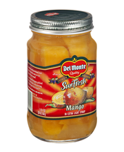 Del Monte® SunFresh® Mango in Extra Light Syrup 20 oz. Jar