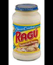 Ragu® Cheese Creations Roasted Garlic Parmesan Cheese Sauce 1...