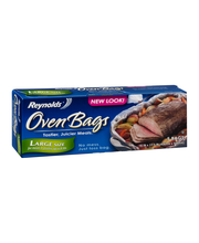 Reynolds Kitchens™ Large Size Oven Bags 5 ct Box