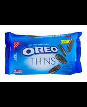 Nabisco Oreo Thins Chocolate Sandwich Cookies 10.1 oz. Pack