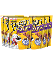Purina Beggin' Strips Original with Bacon Dog Snacks 3 oz. Pouch