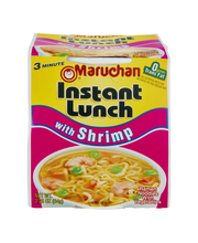 Maruchan® Instant Lunch™ with Shrimp Ramen Noodle Soup 2.25 o...