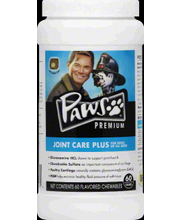 PAWS PREM JOINT CARE+ TABS