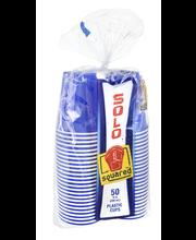 Solo Squared Plastic Cups - 50 CT