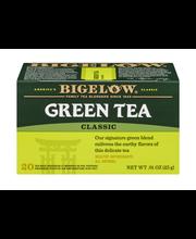 Bigelow® Classic Green Tea Bags 20 ct Box