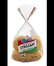 Maier's Premium Italian Hearty Kaiser Rolls - 8 CT