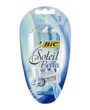 Bic Soleil Bella Flexible Blades Shavers - 3 CT