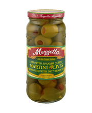 Mezzetta Imported Spanish Queen Marinated with Dry Vermouth M...