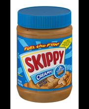 Skippy® Creamy Peanut Butter 28 oz. Jar