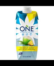 O.N.E.™ Coconut Water 16.9 fl. oz. Carton