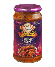 Patak's Tastes Of India Jalfrezi Curry Simmer Sauce