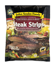 John Soules Foods Steak Strips