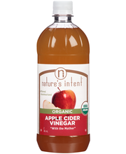 Nature's Intent® Organic Apple Cider Vinegar 32 fl. oz. Bottle