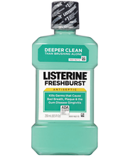 Listerine® Freshburst® Antiseptic Mouthwash 250mL Bottle
