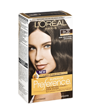 L'Oreal® Paris Superior Preference® Hair Color Cooler 5A Medi...