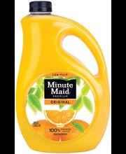 Minute Maid® Premium Original 100% Orange Juice Low Pulp 128 ...
