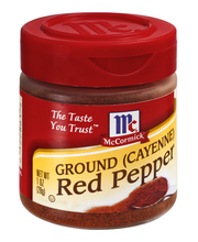McCormick® Ground Red Pepper 1 oz. Bottle