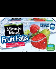 Minute Maid® Fruit Falls® Berry Water Beverage 200mL 10 pk. Box