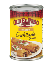 Old El Paso® Medium Red Enchilada Sauce 10 oz. Can