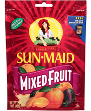 Sun-Maid® Mixed Fruit 7 oz. Bag