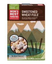 Mom's Best® Sweetened Wheatfuls® Cereal 16.5 oz. Box