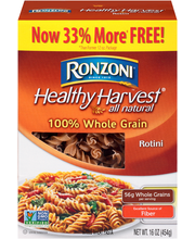 Ronzoni® Healthy Harvest® 100% Whole Grain Rotini Pasta 16 oz...