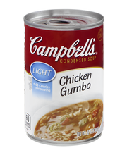 Campbell's Soup Chicken Gumbo Light