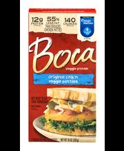 Boca Original Chik'n Veggie Patties 4 ct Box