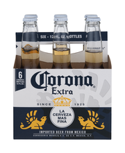 Corona Extra Beer Bottles - 6 CT